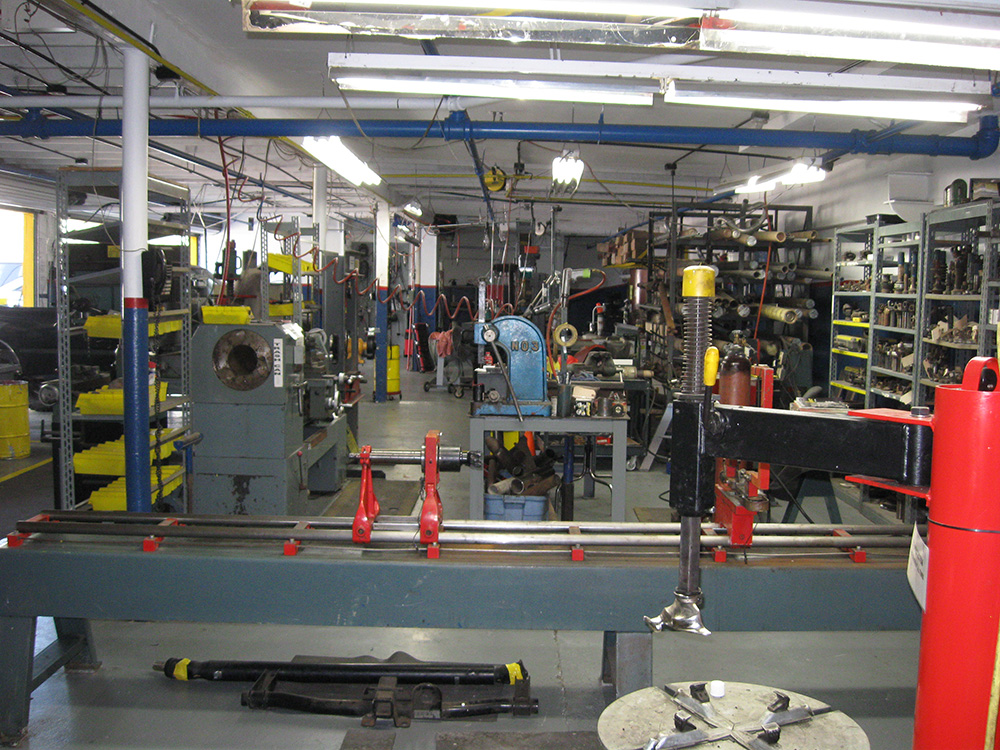 Villa Automotive drive line shop
